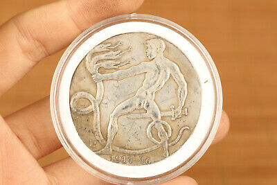 32g silver copper usa eagle snake man collection Valuable statue art gift