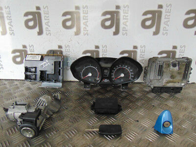 Ford Fiesta Zetec 2009 Ecu Kit (Collection Only)