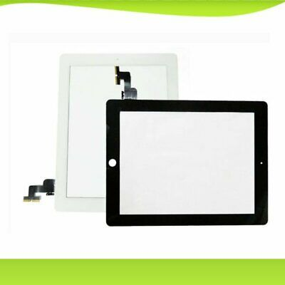 Compatible for Apple iPad 2 White Touch Screen Glass Display Digitizer + Tools
