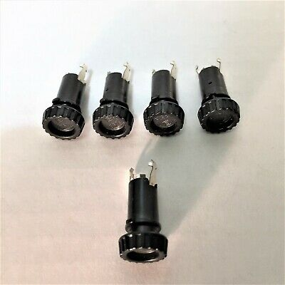 BUSS  GMC  FUSE HOLDER CAP FOR 5mmX20mm FUSE (price is for each )
