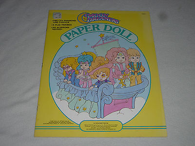 1987 LADY LOVELY LOCKS /& THE PIXIETAILS PAPER DOLL BOOK #1540-1