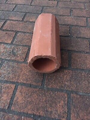 10 x Terracotta Pipes great for wine storage
