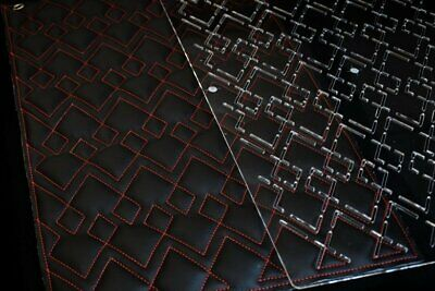 Auto Upholstery Templates