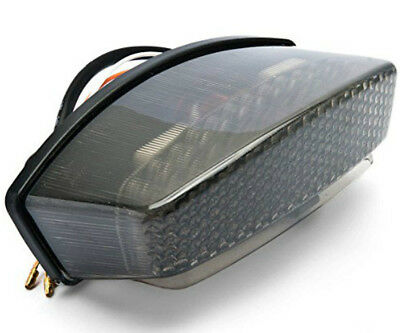 Fanale Stop Fume A Led E Frecce Integrate Tail Light Ducati Monster 600 620 Dark