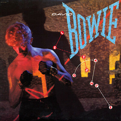 David Bowie Lets Dance Album New Sealed Vinyl Lp Reissue In Stock