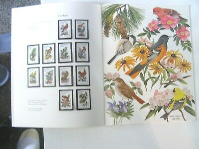1953-2002 Fifty State Birds & Flowers (50) 20 Cent Single Stamps Fv $10.00