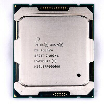 Intel Xeon E5 2683 V4 2.1GHz 16 Core CPU SR2JT