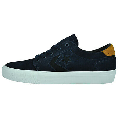 CONVERSE ONE STAR Ox Suede Leather Baskets Homme 158939C