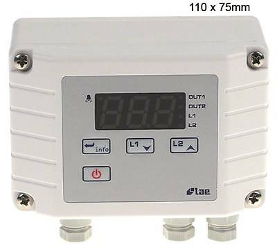 Lae Elettronica Ac1-2wtq2re-b Elektronikregler 230v Ac for Ntc -50 to 150°C