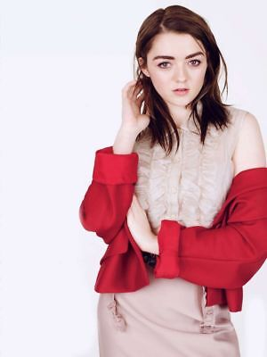 Maisie Williams Game of Thrones Matte Sexy  8x10 photo picture print #3