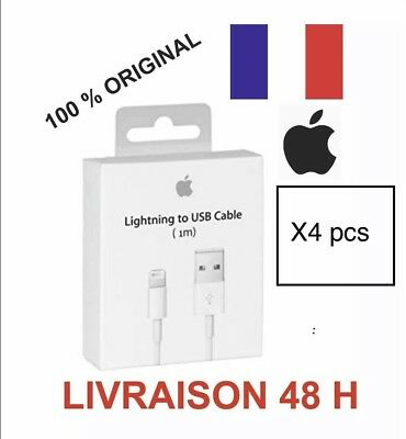 Chargeur Iphone 4 Apple Neuf