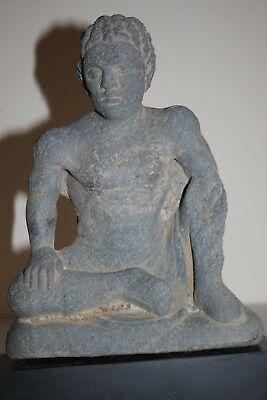 Ancient Indo Greek Buddhist  Buddha  Figure 200/400 Ad God