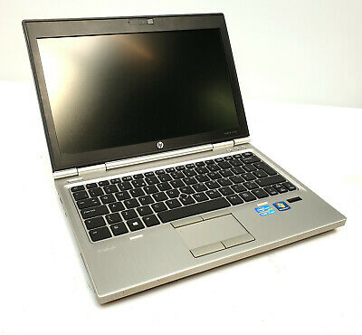 "HP Elitebook 2570P Core i7 3520M 2.90GHz 13"" Laptop 4GB RAM/250GB HDD - Grade B2"