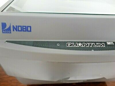 Nobo Quantum 2511  Overhead Projector 250 W +Instructions/boxed