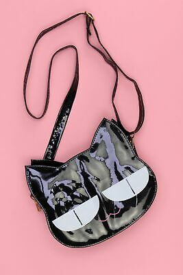 Blogger-Crossbody Bag/Tasche schwarz Cat Bag
