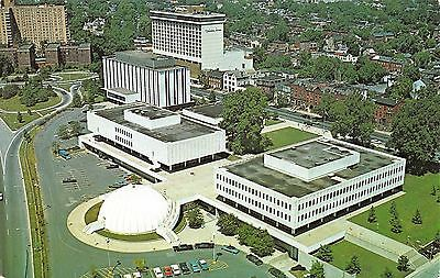Trenton Mercer County New Jersey~New Jersey State Cultural Center~1960 Postcard
