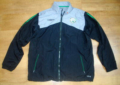 Umbro Ireland training jacket (Size XL)
