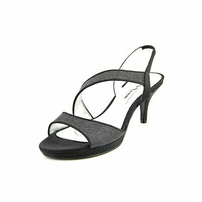 NINA WOMENS GENAYA Open Toe Special Occasion Strappy Sandals