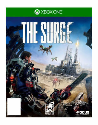 The Surge (Microsoft Xbox One, 2017) Inc Fast Free Postage