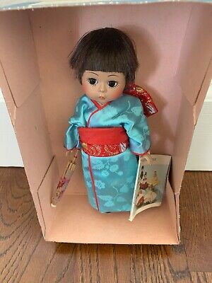 BOXED MADAME ALEXANDER DOLL 8 INCHES INTERNATIONAL JAPAN 570