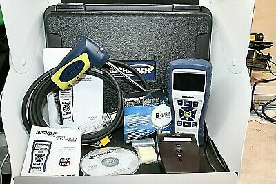 Bacharach Fyrite Insight Plus Combustion Analyzer Kit W/Printer & Case