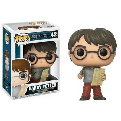 Funko Pop Movie Harry Potter With Marauders Map #42 Vinyl Figure Toy Doll New