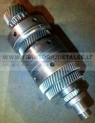 NewHolland semi powershift gearbox parts, NH gearbox parts, NewHolland,