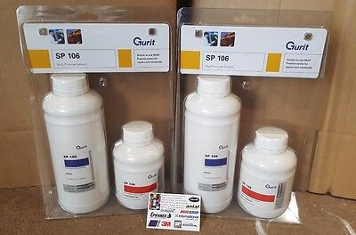 SP106 1Kg X2 All Purpose Laminating - Coating Epoxy Resin System (FAST)F510-037