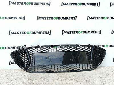 Ford Focus St 2011-2015 Front Bumper Grill Genuine