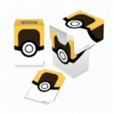 Deck Box Ultra Pro ULTRA BALL pour rangement cartes Pokemon  .. NEUF