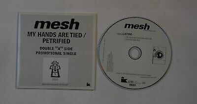 Mesh My Hands Are Tied / Petrified GER Cardcover CDSingle 2006