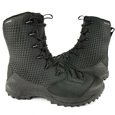 1c0a960e3dc UNDER ARMOUR INFIL Ops Gore-TEX Boots Tactical Waterproof Black Mens Size  10.5