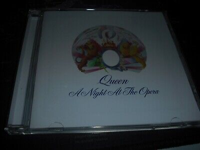 Queen - A NIGHT AT THE OPERA - CD - Remaster 2011