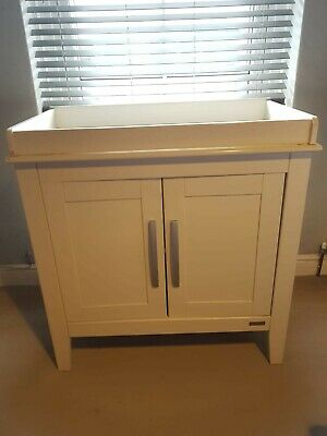 Mama And Papas White Baby Changing Unit