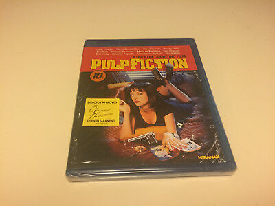 Pulp Fiction Blu-Ray Disc Movie*Factory Sealed*Loaded With Stars*Classic