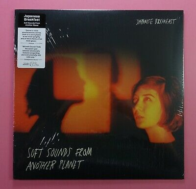 JAPANESE BREAKFAST Soft Sounds From Another Planet VINYL LP SEALED MINT w/ MP3 ♫