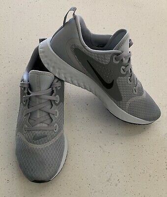 4cb2b123f0563 Nike Legend React Running Shoes Wolf Gray Black White AA1625-003 Men s New  ...