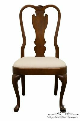 PENNSYLVANIA HOUSE Solid Cherry Queen Anne Dining Side Chair 18-3120H