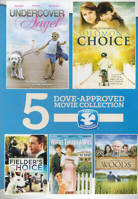 Dove-Approved 5 Movie Collection New DVD
