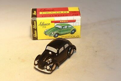 1955 Volkswagen Beetle Kafer 1/90 Scale Schuco Reproduction Mint in Box