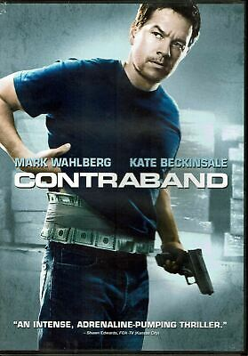 Contraband DVD NEW Factory Sealed From BuyCheapDVD Auction FAST FREE SHIPPING