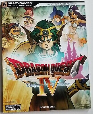 Dragon Quest IV Chapter Of The Chosen Strategy Guide