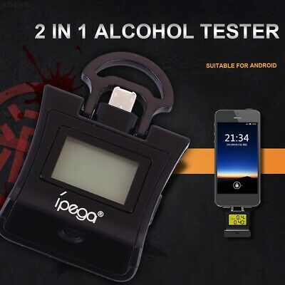 NEW Digital Alcohol Breathalyzer Breath Tester for Personal&Professional DGV AUS