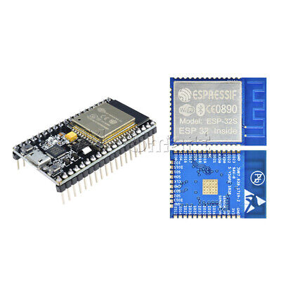 NodeMcu ESP32S Development Module WiFi Bluetooth CP2102 2.4GHz Dual-Mode Antenna