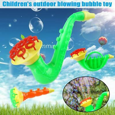 Hot Selling Water Blowing Toys Bubble Soap Bubble Blower Outdoor Kids Child Toys