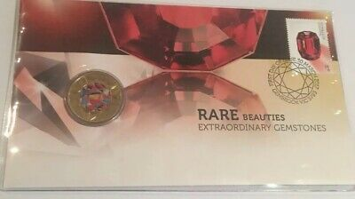 2017 RARE BEAUTIES Extraordinary Gemstones PNC