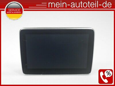 Mercedes - W176 W166 GLA 45 AMG NTG5 8 Zoll Monitor Display Screen Navi Anzeige