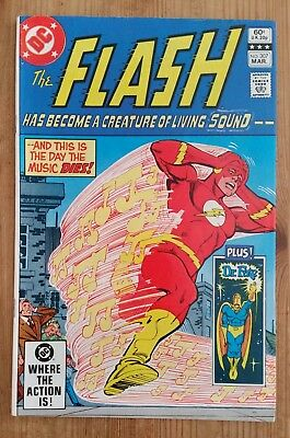 The Flash - No. 307 DC Comics - 1982 VF+