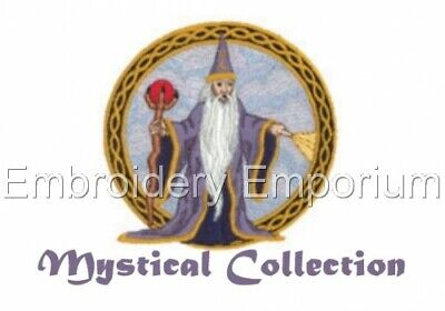 Mystical Collection - Machine Embroidery Designs On Cd Or Usb
