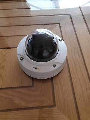 Axis P3228-LV IP security camera Indoor & outdoor Dome White 3840 x 2160 pixels